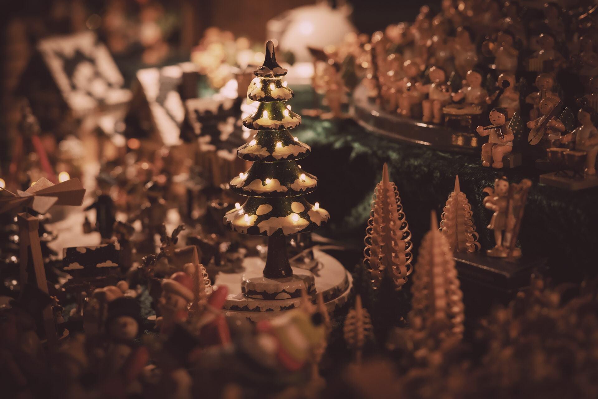 Weihnachten auf Schloß Oelber